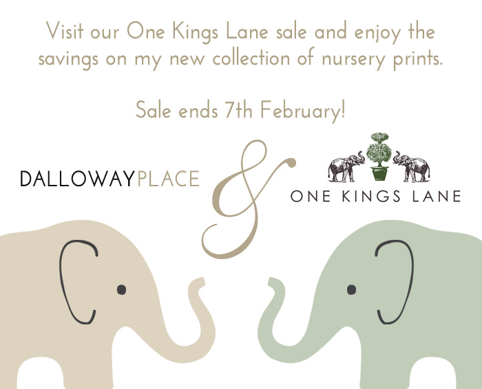 dalloway place nursery prints sale