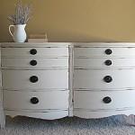 white-bow-dresser